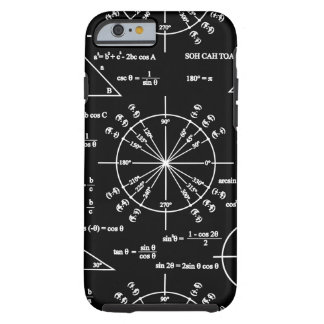 Trig & Triangles Tough iPhone 6 Case