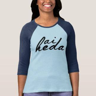 Trigedasleng t-shirt: Ai Heda (my commander) T-Shirt