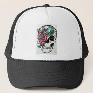 Trigeminal Neuralgia Awareness Trucker Hat