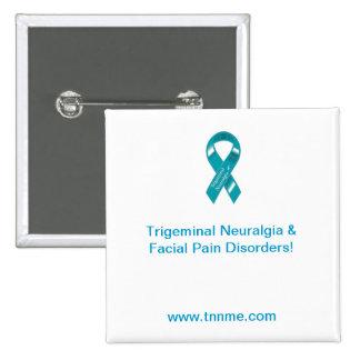 Trigeminal Neuralgia Button