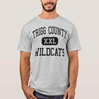 Trigg County - Wildcats - High - Cadiz Kentucky T-Shirt