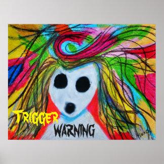 Trigger Warning Poster