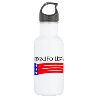Triggered For Liberty Water Bottle 532 Ml Water Bottle