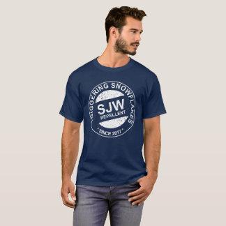 Triggering Snowflakes SJW Repellent Funny T-Shirt