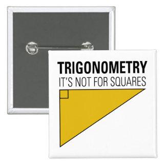 Trigonometry Pinback Button