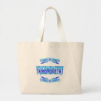 TRIGONOMETRY CANVAS BAG