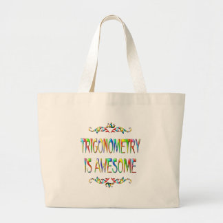 Trigonometry is Awesome Tote Bag