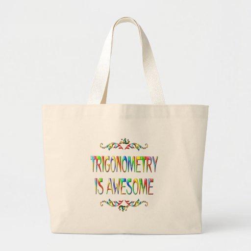 Trigonometry is Awesome Tote Bag