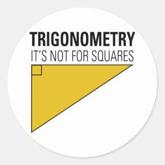 Trigonometry Stickers
