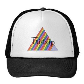 TriHip Original Rainbow Triangle Trucker Hat