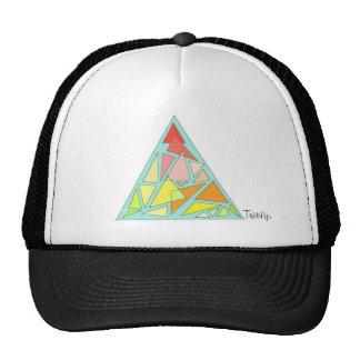 TriHip Trucker Hat Original Triangles
