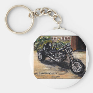 Trike motorcycle key chains