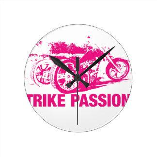 trike passion wallclocks