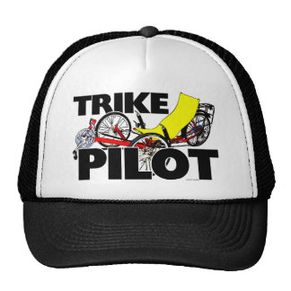 Trike Pilot Cap