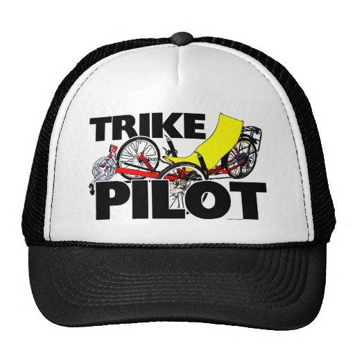 Trike Pilot Hat