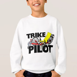Trike Pilot Sweatshirt