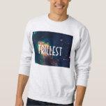 Trillest Galaxy Pull Over Sweatshirts