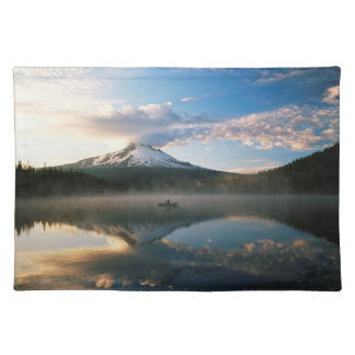 Trillium Lake | Mount Hood National Forest, OR Placemat