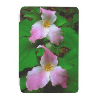 Trillium Wildflower iPad Mini Cover