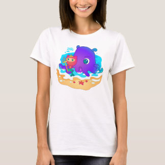 Trilly & CuttleFish T-Shirt