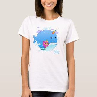 Trilly & Narwhal T-Shirt