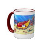Trilobite Coffee Mugs