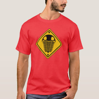 TRILOBITE Road Sign T-Shirt