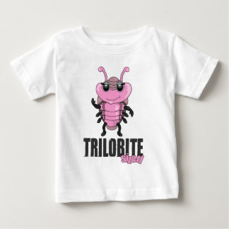 Trilobite Sized - Girl (Trilly) Baby T-Shirt