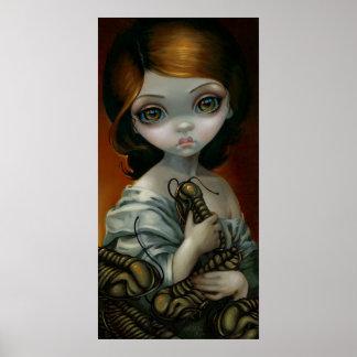 Trilobites ART PRINT by Jasmine Becket-Griffith