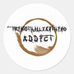 TriMeth Addict Sticker