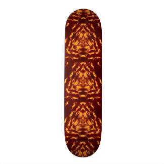 Trinary Fire Skateboard