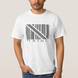 Trini Barcode T-Shirt