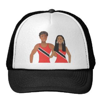 Trini Couple Trucker Hats