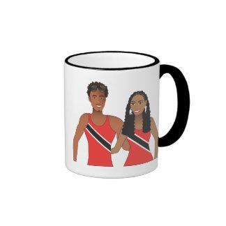 Trini Couple Coffee Mugs