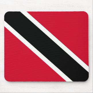 Trini Flag Mouse Pad