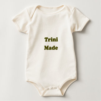 Trini Made Baby Bodysuit