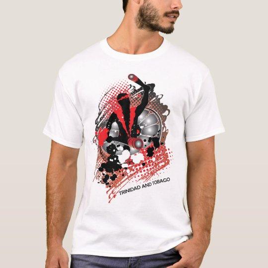 trini panman abstract T-Shirt