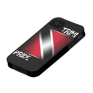 Trini Pride Trinidad & Tobago Iphone 4/S Case Case For The iPhone 4