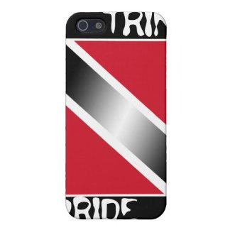 Trini Pride Trinidad & Tobago Iphone Case iPhone 5 Covers