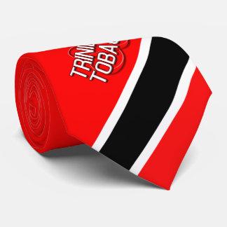 Trini / Trinidad & Tobago (Red) Tie
