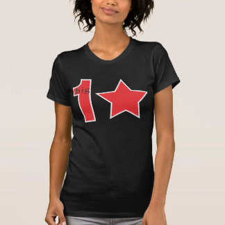 TRINIDAD AND TOBAGO 1 BIG STAR T-SHIRT