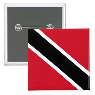 trinidad and tobago pinback buttons
