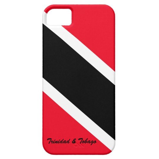 Trinidad and Tobago Barely There iPhone 5 Case