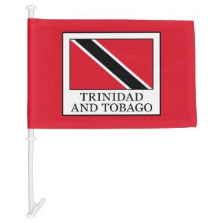 Trinidad and Tobago Car Flag