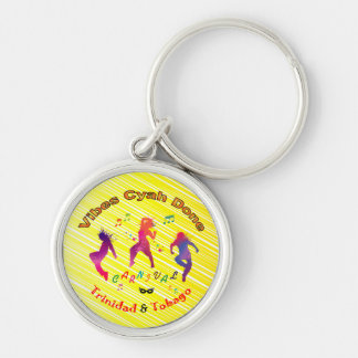 Trinidad and Tobago Carnival Key Chain