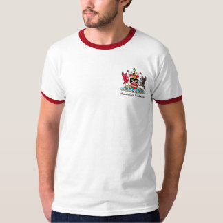 Trinidad and Tobago Coat Of Arms T-Shirt