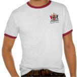 Trinidad and Tobago Coat Of Arms Tee Shirt