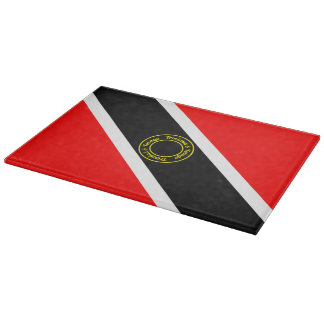 Trinidad and Tobago Cutting Board