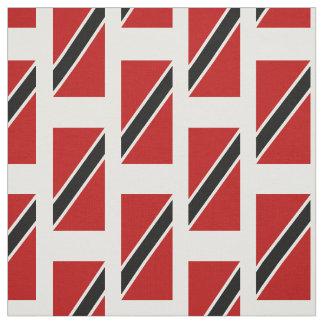 Trinidad and Tobago Flag Fabric