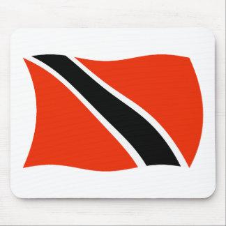 Trinidad and Tobago Flag Mousepad